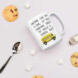 Bus Driver Gift Mug  Thank You Gift for Holiday or End of School Year