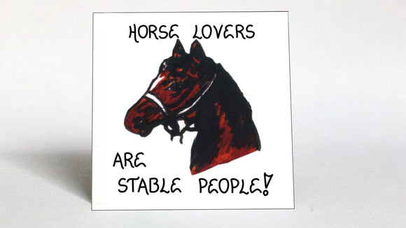 Quote about horse lovers