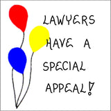Quote about Lawyers, Attorneys, Humorous Saying