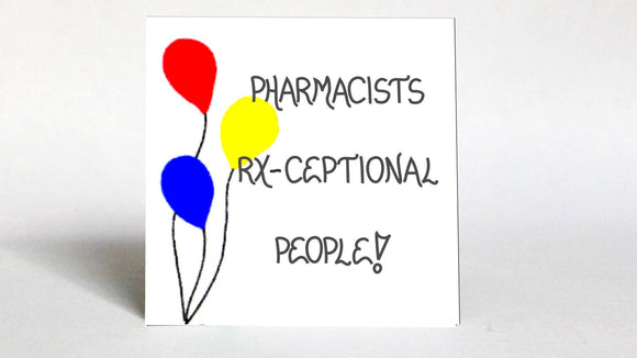 Quote about Pharmacists, Gift Magnet