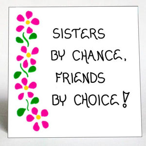 Sister Quote, Friendship