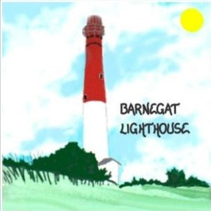 Barnegat Lighthouse Magnet