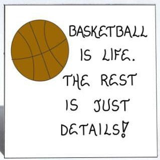 quote about basketball