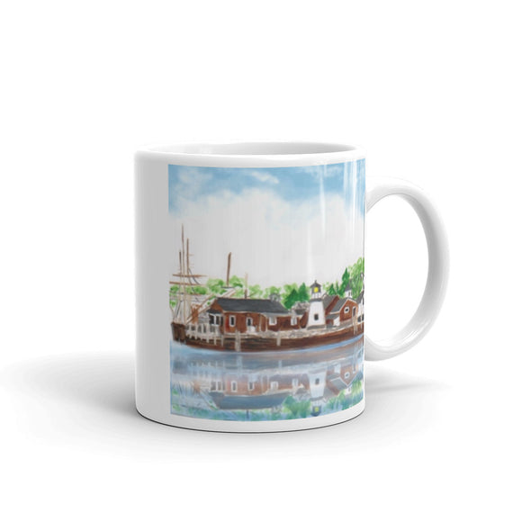 Mystic Harbor Mug