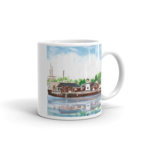 Mug - Mystic Seaport
