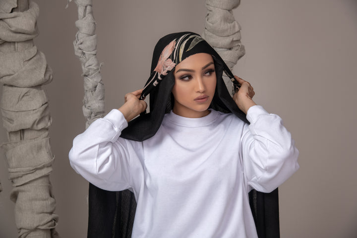 HOW TO STYLE OUR ANA BEDOUIN HIJABS