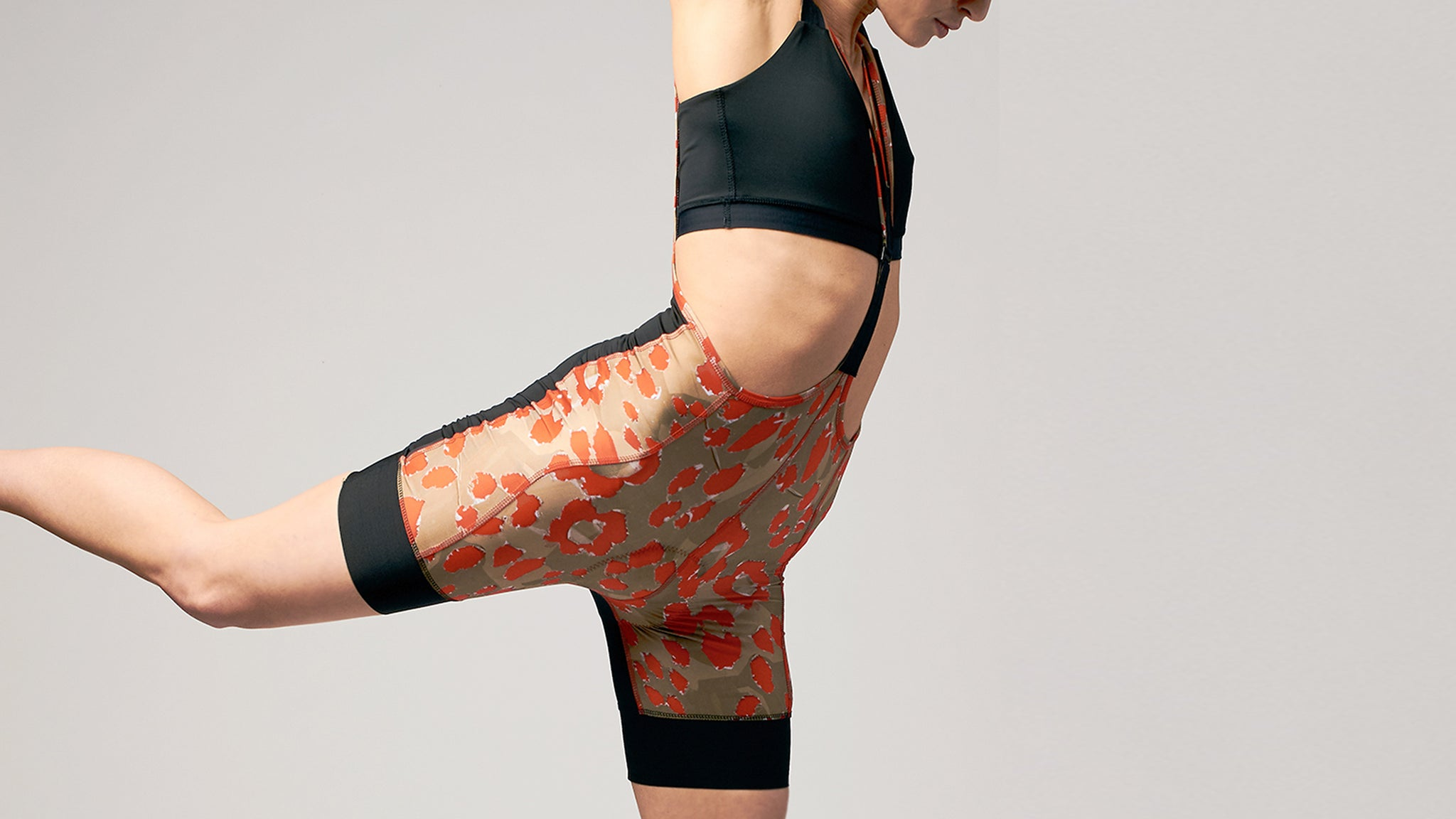 LPRD new collection bibshorts for fashionable cycling