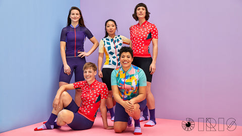 Iris CC cyclingwear for ladies