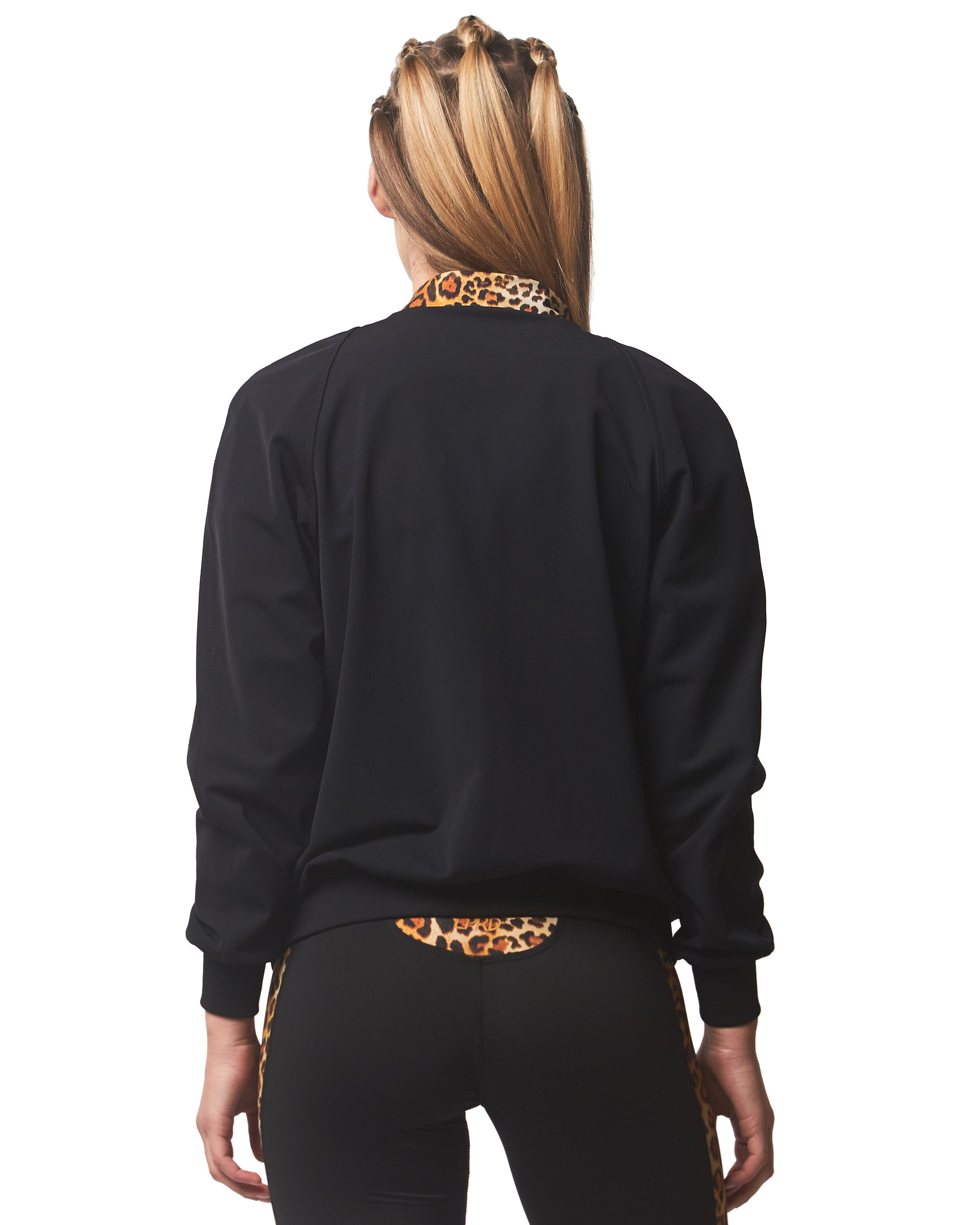 LPRD Bomber Tracksuit Jacket | Back View Close