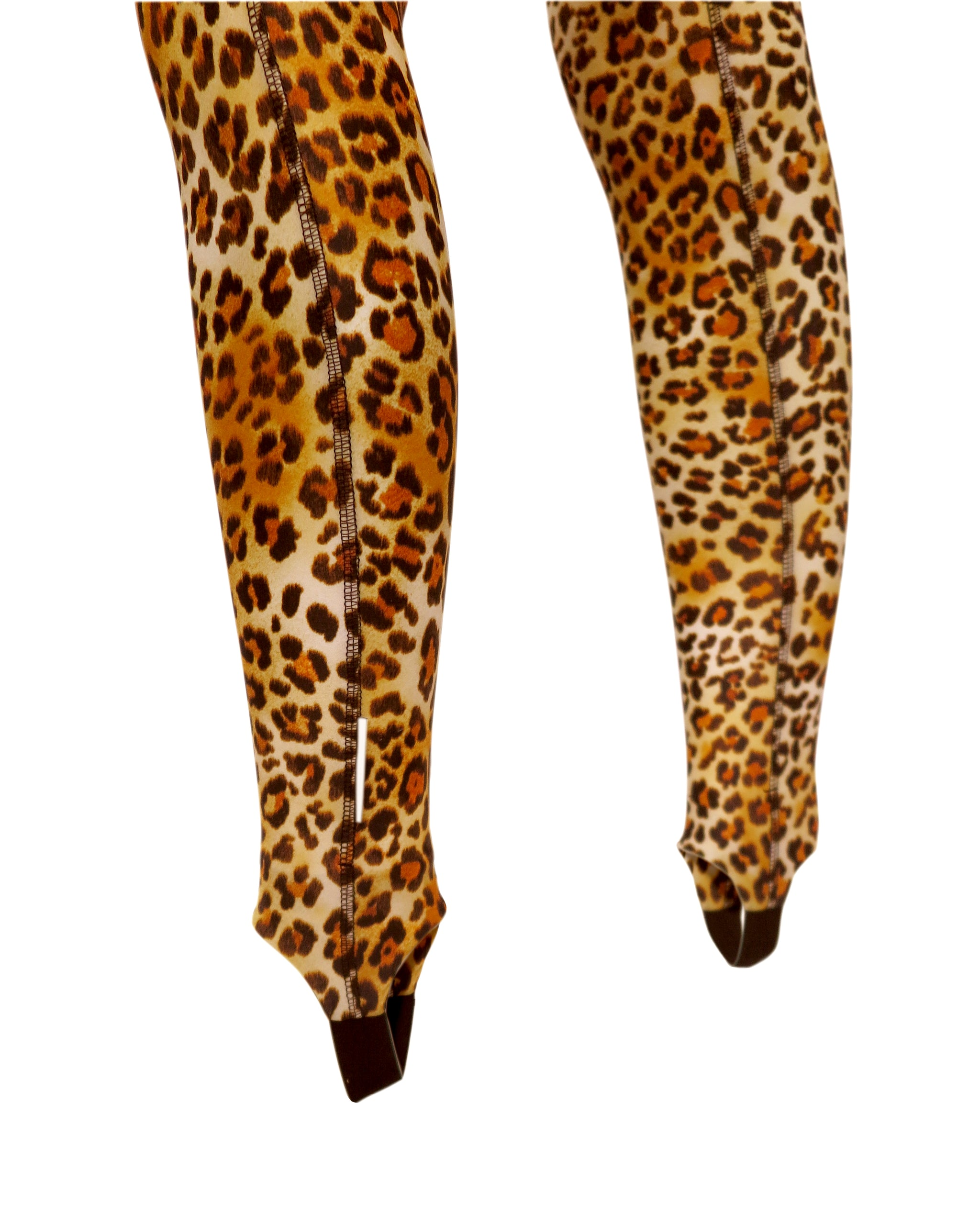 Cycling Tights | Signature Leopard