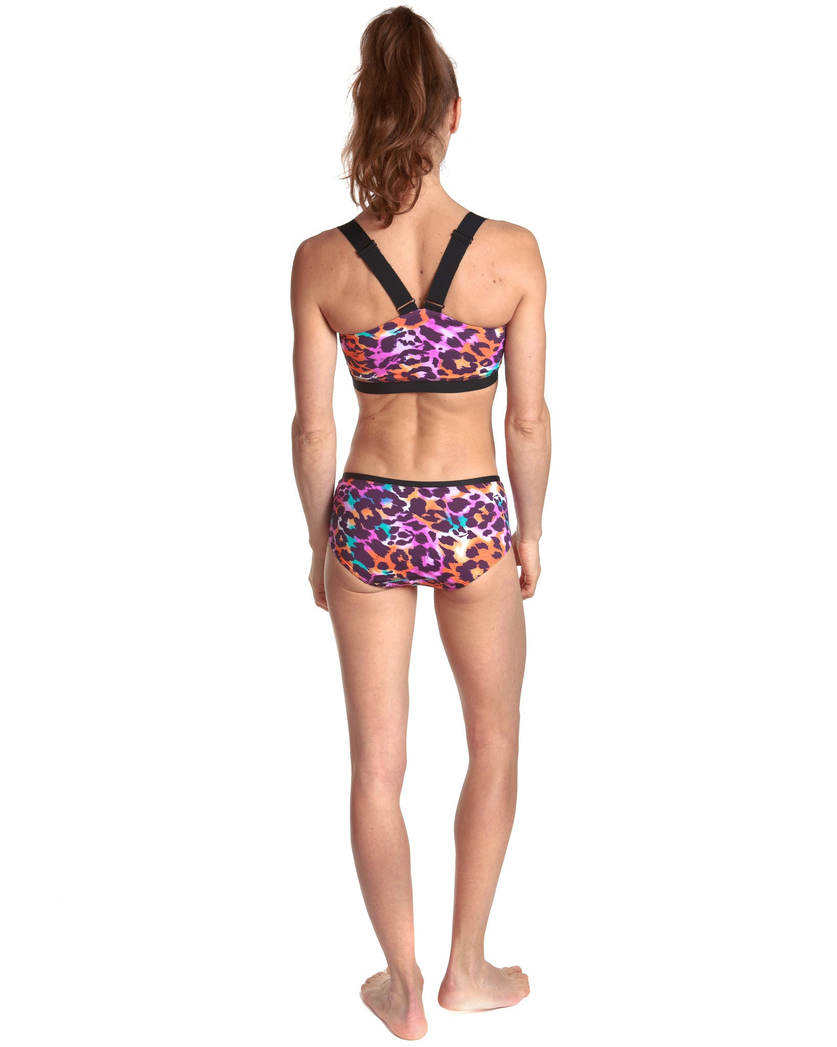 LPRD Pink Cycling Hipster Undies | Back View