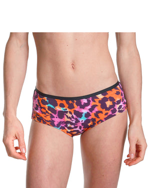 LPRD Pink Cycling Underwear | Front View Close