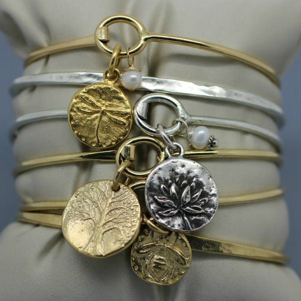 Charm Bracelets - Margie Edwards Jewelry Designs