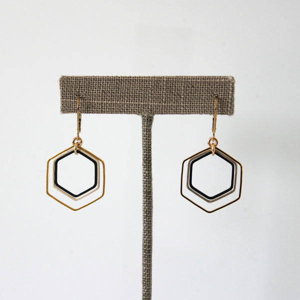 Geo3 Earrings