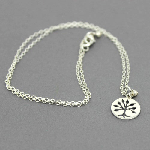Tree of Life C Necklace - Margie Edwards Jewelry Designs
