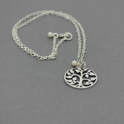 Tree of Life Necklace - Margie Edwards Jewelry Designs