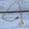 Tree of Life L Necklace - Margie Edwards Jewelry Designs