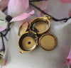 Gold Vintage Coro Locket