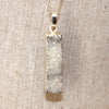 Druzy Long Necklaces - Margie Edwards Jewelry Designs