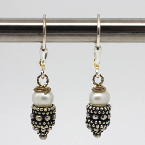Molly Earrings - Margie Edwards Jewelry Designs