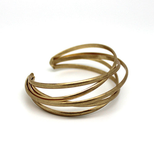 Sue Cuff Bracelet - Margie Edwards Jewelry Designs