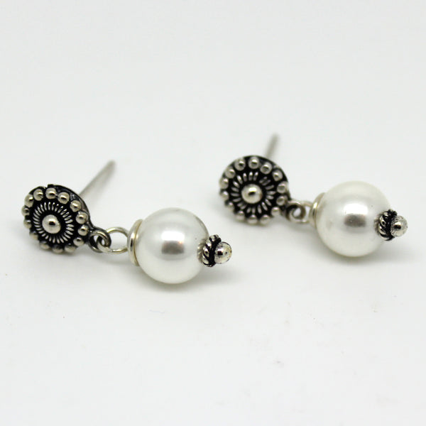 MaryR Earrings - Margie Edwards Jewelry Designs