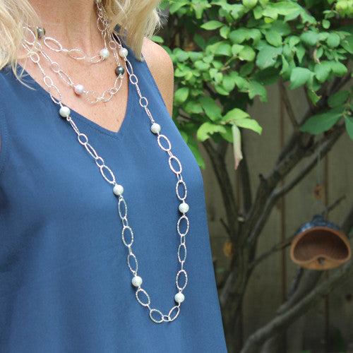 Glenna Necklace - Margie Edwards Jewelry Designs