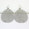 Tear Drop Earrings - Margie Edwards Jewelry Designs