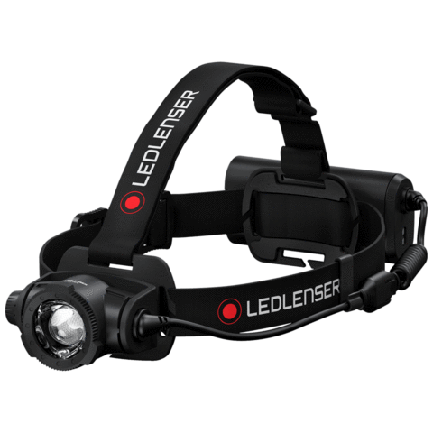 LED Lenser H15R Core (Rechargeable) Headlamp