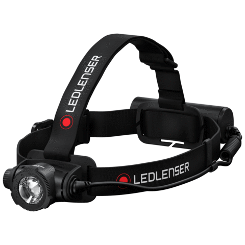 LED Lenser H7R Core (Rechargeable) Headlamp
