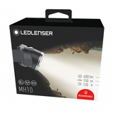 LED Lenser MH10 (Rechargeable) Headlamp