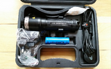 LED Lenser M7R (Rechargeable) Flashlight