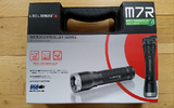 LED Lenser M7R with Gun Mount (Rechargeable)