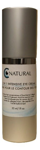 CNatural 3 in 1 Intensive Eye Cream 30ml