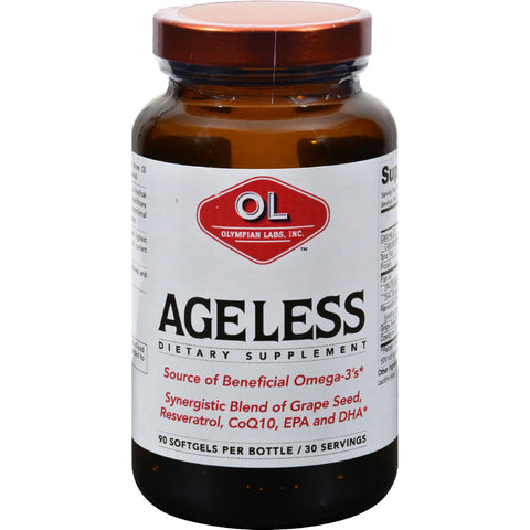 Ageless - 90 Softgels