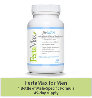 FertaMax (TM) for Men 60 caps