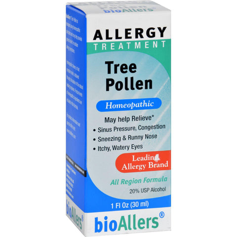 Bio-allers Tree Pollen Allergy Relief - 1 Oz