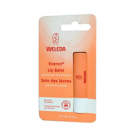 Weleda Everon Lip Balm - 0.17 Oz - Case Of 6