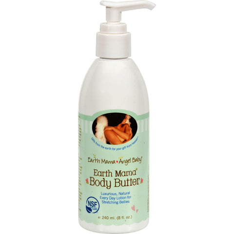Earth Mama Angel Baby Body Butter - 8 Fl Oz