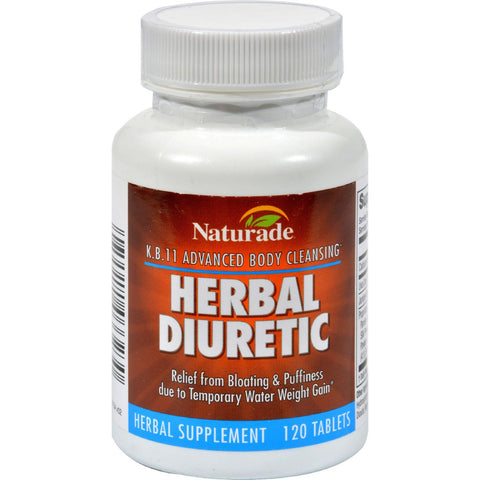 Naturade Kb 11 Herbal Diuretic - 120 Tablets