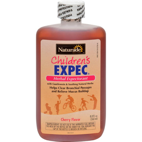Naturade Children's Expec Herbal Expectorant Cherry - 9 Fl Oz