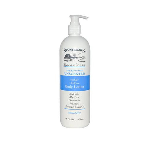 Stony Brook Body Lotion Unscented - 16 Fl Oz