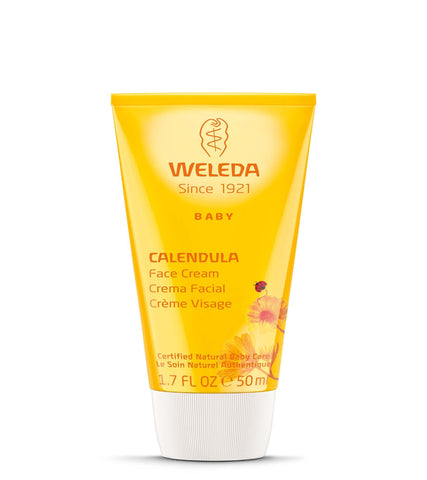 Weleda Calendula Face Cream - 1.7 Fl Oz
