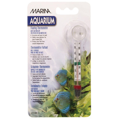 Marina® Aquarium Floating Thermometer - Critter Country Supply Ltd.