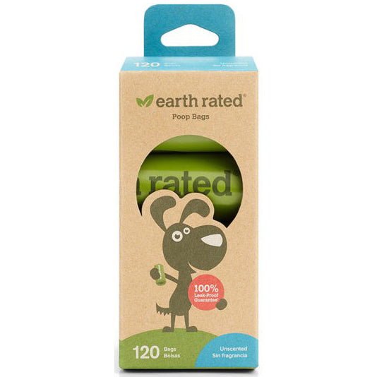 Earth Rated® 120 Bags on 8 Refill Rolls