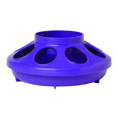 Little Giant® 1 Quart Plastic Poultry Feeder Base - Critter Country Supply Ltd.