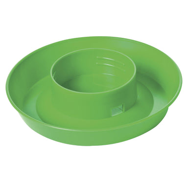 Little Giant® 1 Quart Plastic Poultry Waterer Base - Critter Country Supply Ltd.