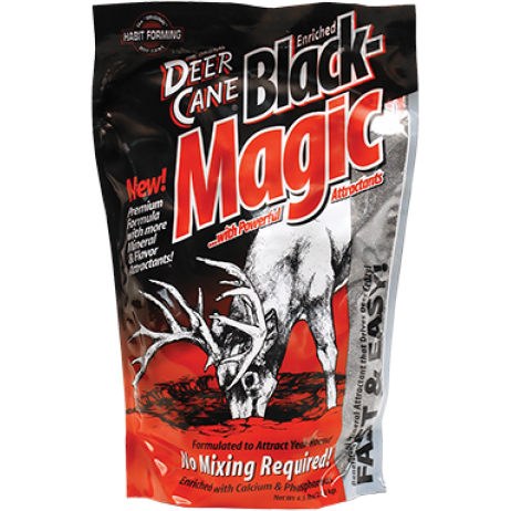 Deer Cane® Black Magic® 4.5lb - Critter Country Supply Ltd.