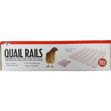 Little Giant® Quail Rails - Critter Country Supply Ltd.