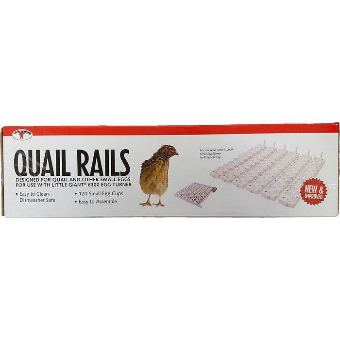 Little Giant® Quail Rails